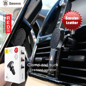 Picture of Baseus Magnet Privity Series Car Mount Car Vent Holder for Smartphone (Black) Red Design- Red Design Cases, Red Design Covers, iPad Cases and a wide selection of Red Design Accessories in Malaysia, Sabah, Sarawak and Singapore