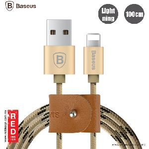 Picture of Baseus Rapid Series Lightning Cable 100cm - Gold Red Design- Red Design Cases, Red Design Covers, iPad Cases and a wide selection of Red Design Accessories in Malaysia, Sabah, Sarawak and Singapore