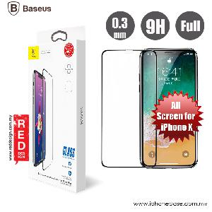 Picture of Baseus Ultra Thin Full Screen Tempered Glass for Apple iPhone X Curve 0.3 mm (Black) Apple iPhone X- Apple iPhone X Cases, Apple iPhone X Covers, iPad Cases and a wide selection of Apple iPhone X Accessories in Malaysia, Sabah, Sarawak and Singapore