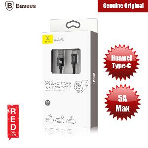 Picture of Baseus Speed 5A Max Quick Charge Cable for Huawei Type C (Black) Red Design- Red Design Cases, Red Design Covers, iPad Cases and a wide selection of Red Design Accessories in Malaysia, Sabah, Sarawak and Singapore