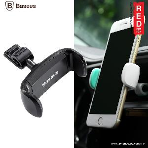 Picture of Baseus Stable Series Car Vent Car Mount 360 Rotation - Black Red Design- Red Design Cases, Red Design Covers, iPad Cases and a wide selection of Red Design Accessories in Malaysia, Sabah, Sarawak and Singapore