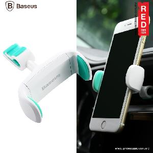 Picture of Baseus Stable Series Car Vent Car Mount 360 Rotation - White Green Red Design- Red Design Cases, Red Design Covers, iPad Cases and a wide selection of Red Design Accessories in Malaysia, Sabah, Sarawak and Singapore