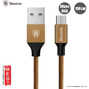 Picture of Baseus Yiven Cable for Micro USB 100cm - Coffee Red Design- Red Design Cases, Red Design Covers, iPad Cases and a wide selection of Red Design Accessories in Malaysia, Sabah, Sarawak and Singapore
