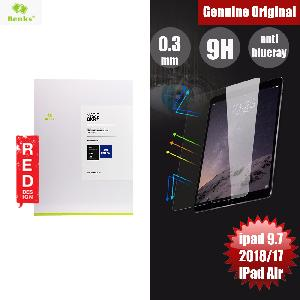 Picture of Benks Tempered Glass for Apple iPad Air iPad 9.7 2017 2018 (Anti Blue Ray 0.3mm) Apple iPad 9.7 2017- Apple iPad 9.7 2017 Cases, Apple iPad 9.7 2017 Covers, iPad Cases and a wide selection of Apple iPad 9.7 2017 Accessories in Malaysia, Sabah, Sarawak and Singapore