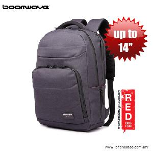 "Picture of Boomwave Light Series Backpack for laptop up to 14"" - Dark Grey Red Design- Red Design Cases, Red Design Covers, iPad Cases and a wide selection of Red Design Accessories in Malaysia, Sabah, Sarawak and Singapore"