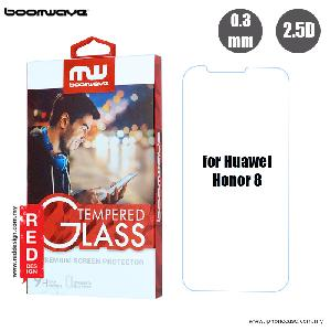 Picture of Boomwave Tempered Glass for Huawei Honor 8 - 0.3mm Huawei Honor 8- Huawei Honor 8 Cases, Huawei Honor 8 Covers, iPad Cases and a wide selection of Huawei Honor 8 Accessories in Malaysia, Sabah, Sarawak and Singapore