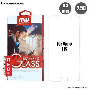 Picture of Boomwave Tempered Glass for Oppo F1s - 0.3mm OPPO F1S- OPPO F1S Cases, OPPO F1S Covers, iPad Cases and a wide selection of OPPO F1S Accessories in Malaysia, Sabah, Sarawak and Singapore
