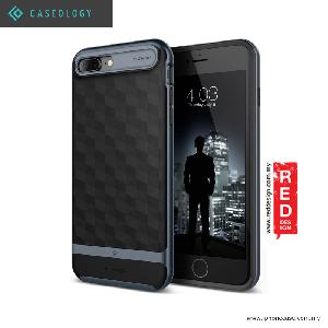 Picture of Caseology Parallax Fashion Protection Case for Apple iPhone 7 Plus iPhone 8 Plus 5.5 - Black Deep Blue Apple iPhone 8 Plus- Apple iPhone 8 Plus Cases, Apple iPhone 8 Plus Covers, iPad Cases and a wide selection of Apple iPhone 8 Plus Accessories in Malaysia, Sabah, Sarawak and Singapore