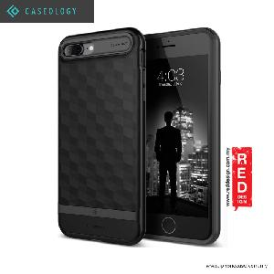 Picture of Caseology Parallax Fashion Protection Case for Apple iPhone 7 Plus iPhone 8 Plus 5.5 - Matte Black Apple iPhone 8 Plus- Apple iPhone 8 Plus Cases, Apple iPhone 8 Plus Covers, iPad Cases and a wide selection of Apple iPhone 8 Plus Accessories in Malaysia, Sabah, Sarawak and Singapore