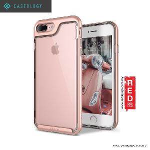 Picture of Caseology Skyfall Fashion Protection Case for Apple iPhone 7 Plus iPhone 8 Plus 5.5 - Rose Gold Apple iPhone 8 Plus- Apple iPhone 8 Plus Cases, Apple iPhone 8 Plus Covers, iPad Cases and a wide selection of Apple iPhone 8 Plus Accessories in Malaysia, Sabah, Sarawak and Singapore