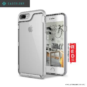 Picture of Caseology Skyfall Fashion Protection Case for Apple iPhone 7 Plus iPhone 8 Plus 5.5 - Silver Apple iPhone 8 Plus- Apple iPhone 8 Plus Cases, Apple iPhone 8 Plus Covers, iPad Cases and a wide selection of Apple iPhone 8 Plus Accessories in Malaysia, Sabah, Sarawak and Singapore