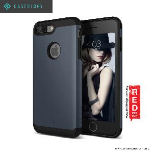 Picture of Caseology Titan Fashion Protection Case for Apple iPhone 7 Plus iPhone 8 Plus 5.5 - Deep Blue Apple iPhone 8 Plus- Apple iPhone 8 Plus Cases, Apple iPhone 8 Plus Covers, iPad Cases and a wide selection of Apple iPhone 8 Plus Accessories in Malaysia, Sabah, Sarawak and Singapore