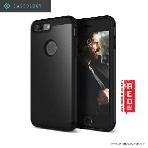 Picture of Caseology Titan Fashion Protection Case for Apple iPhone 7 Plus iPhone 8 Plus 5.5 - Matte Black Apple iPhone 8 Plus- Apple iPhone 8 Plus Cases, Apple iPhone 8 Plus Covers, iPad Cases and a wide selection of Apple iPhone 8 Plus Accessories in Malaysia, Sabah, Sarawak and Singapore