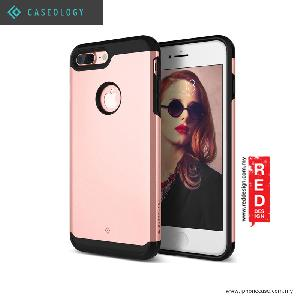 Picture of Caseology Titan Fashion Protection Case for Apple iPhone 7 Plus iPhone 8 Plus 5.5 - Rose Gold Apple iPhone 8 Plus- Apple iPhone 8 Plus Cases, Apple iPhone 8 Plus Covers, iPad Cases and a wide selection of Apple iPhone 8 Plus Accessories in Malaysia, Sabah, Sarawak and Singapore
