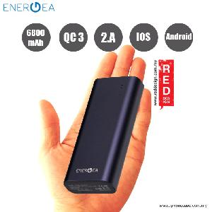 Picture of Energea ALUPAC 6800mAh Qualcomm 3.0 Quick Charge Power Bank - Navy Blue