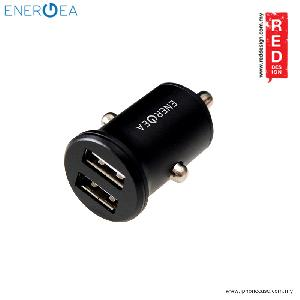 Picture of Energea MINI DRIVE 2 USB Premium Aluminum Car Charger Red Design- Red Design Cases, Red Design Covers, iPad Cases and a wide selection of Red Design Accessories in Malaysia, Sabah, Sarawak and Singapore