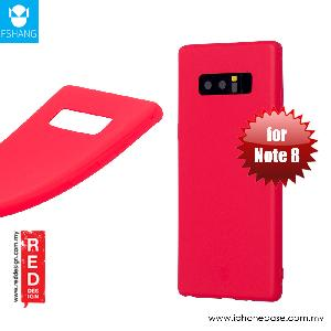 Picture of Fshang Soft Color Ultra Slim TPU Case for Samsung Galaxy Note 8 (Watermelon Red) Samsung Galaxy Note 8- Samsung Galaxy Note 8 Cases, Samsung Galaxy Note 8 Covers, iPad Cases and a wide selection of Samsung Galaxy Note 8 Accessories in Malaysia, Sabah, Sarawak and Singapore