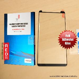 Picture of Red Design Curve Edge Full Adhesive Glue Screen Tempered Glass for Samsung Galaxy Note 8 Curve 0.15 mm (Black) Samsung Galaxy Note 8- Samsung Galaxy Note 8 Cases, Samsung Galaxy Note 8 Covers, iPad Cases and a wide selection of Samsung Galaxy Note 8 Accessories in Malaysia, Sabah, Sarawak and Singapore