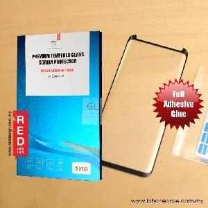 Picture of Red Design Curve Edge Full Adhesive Glue Screen Tempered Glass for Samsung Galaxy S9 Curve 0.15 mm (Black) Samsung Galaxy S9- Samsung Galaxy S9 Cases, Samsung Galaxy S9 Covers, iPad Cases and a wide selection of Samsung Galaxy S9 Accessories in Malaysia, Sabah, Sarawak and Singapore