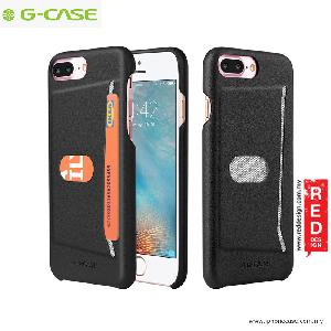 Picture of Gcase Jazz Series Card Slot Back Case for Apple iPhone 7 Plus 5.5 - Black Apple iPhone 7 Plus 5.5- Apple iPhone 7 Plus 5.5 Cases, Apple iPhone 7 Plus 5.5 Covers, iPad Cases and a wide selection of Apple iPhone 7 Plus 5.5 Accessories in Malaysia, Sabah, Sarawak and Singapore