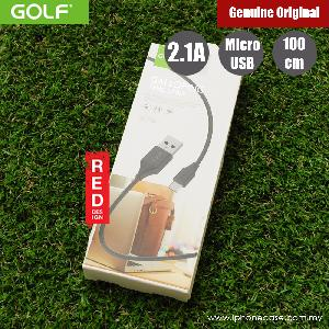 Picture of Golf Galloping Sync Charge Cable Compatible with Micro USB Smartphone (Black) Red Design- Red Design Cases, Red Design Covers, iPad Cases and a wide selection of Red Design Accessories in Malaysia, Sabah, Sarawak and Singapore