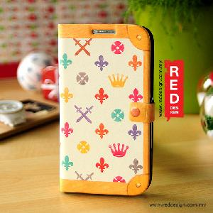 Picture of Genuine Korea Happymori Diary Type Design Leather Case for Galaxy Note 2 N7100 - Sangria Samsung Galaxy Note 2 N7100- Samsung Galaxy Note 2 N7100 Cases, Samsung Galaxy Note 2 N7100 Covers, iPad Cases and a wide selection of Samsung Galaxy Note 2 N7100 Accessories in Malaysia, Sabah, Sarawak and Singapore