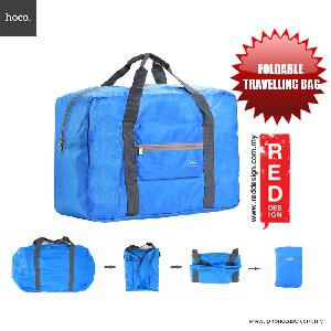 Picture of Hoco Foldable Travelling Bag - Blue Red Design- Red Design Cases, Red Design Covers, iPad Cases and a wide selection of Red Design Accessories in Malaysia, Sabah, Sarawak and Singapore