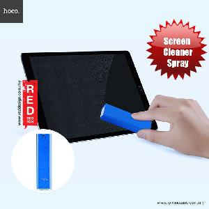 Picture of Hoco Microfiber and Spray 2 in 1 Screen Cleaner for iPhones iPads Smartphones Tablets Laptops - Blue Red Design- Red Design Cases, Red Design Covers, iPad Cases and a wide selection of Red Design Accessories in Malaysia, Sabah, Sarawak and Singapore