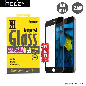 Picture of Hoda 0.33mm Full Coverage Tempered Glass Screen Protector for Apple iPhone 7 iPhone 8 4.7 - Black Apple iPhone 8- Apple iPhone 8 Cases, Apple iPhone 8 Covers, iPad Cases and a wide selection of Apple iPhone 8 Accessories in Malaysia, Sabah, Sarawak and Singapore