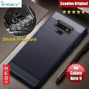 Picture of iPaky Luxury Carbon Fiber Texture Rugged Silicone Shock Proof Case for Samsung Galaxy Note 9 (Blue) Samsung Galaxy Note 9- Samsung Galaxy Note 9 Cases, Samsung Galaxy Note 9 Covers, iPad Cases and a wide selection of Samsung Galaxy Note 9 Accessories in Malaysia, Sabah, Sarawak and Singapore