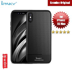 Picture of iPaky Luxury Carbon Fiber Texture Silicone Shock Proof Case for Apple iPhone XS Max (Black) Apple iPhone XS Max- Apple iPhone XS Max Cases, Apple iPhone XS Max Covers, iPad Cases and a wide selection of Apple iPhone XS Max Accessories in Malaysia, Sabah, Sarawak and Singapore