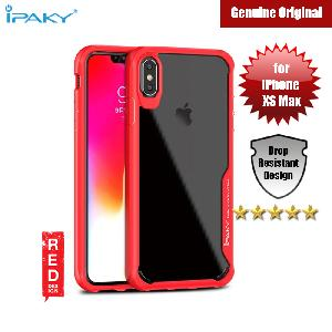 Picture of iPaky Anti knock Shockproof Protective Silicone Camera Lens Protection Cover For Apple iPhone XS Max (Red) Apple iPhone XS Max- Apple iPhone XS Max Cases, Apple iPhone XS Max Covers, iPad Cases and a wide selection of Apple iPhone XS Max Accessories in Malaysia, Sabah, Sarawak and Singapore