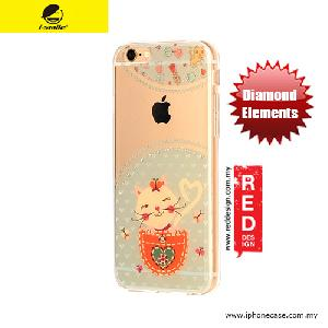 Picture of iSmile Diamond Series Soft TPU Case for iPhone 6 iPhone 6S 4.7 - Cutie Kitty Apple iPhone 6S 4.7- Apple iPhone 6S 4.7 Cases, Apple iPhone 6S 4.7 Covers, iPad Cases and a wide selection of Apple iPhone 6S 4.7 Accessories in Malaysia, Sabah, Sarawak and Singapore