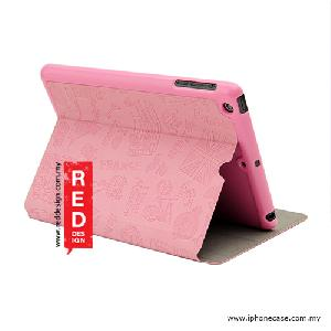 Picture of KAKU Travel Series Stand Case for iPad Mini iPad Mini 2 & 3 - Pink Apple iPad Mini 2 & 3- Apple iPad Mini 2 & 3 Cases, Apple iPad Mini 2 & 3 Covers, iPad Cases and a wide selection of Apple iPad Mini 2 & 3 Accessories in Malaysia, Sabah, Sarawak and Singapore