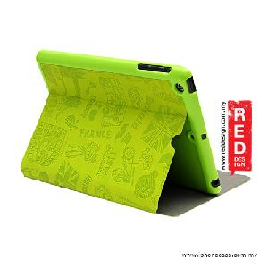 Picture of KAKU Travel Series Stand Case for iPad Mini iPad Mini 2 & 3 - Lime Apple iPad Mini- Apple iPad Mini Cases, Apple iPad Mini Covers, iPad Cases and a wide selection of Apple iPad Mini Accessories in Malaysia, Sabah, Sarawak and Singapore