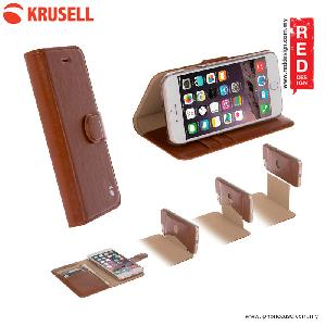 Picture of Krusell Ekero FolioWallet 2in1 Case for Apple iPhone 7 - Cognac Apple iPhone 8- Apple iPhone 8 Cases, Apple iPhone 8 Covers, iPad Cases and a wide selection of Apple iPhone 8 Accessories in Malaysia, Sabah, Sarawak and Singapore
