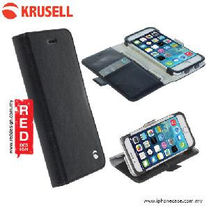 Picture of Krusell Ekero Folio Wallet Flip Stand Case for iPhone 6 iPhone 6S 4.7 - Black Apple iPhone 6 4.7- Apple iPhone 6 4.7 Cases, Apple iPhone 6 4.7 Covers, iPad Cases and a wide selection of Apple iPhone 6 4.7 Accessories in Malaysia, Sabah, Sarawak and Singapore