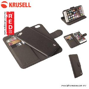 Picture of Krusell Malmo FlipWallet 2in1 Case for iPhone 6 iPhone 6S 4.7 - Black Apple iPhone 6S 4.7- Apple iPhone 6S 4.7 Cases, Apple iPhone 6S 4.7 Covers, iPad Cases and a wide selection of Apple iPhone 6S 4.7 Accessories in Malaysia, Sabah, Sarawak and Singapore