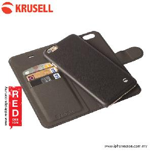 Picture of Krusell Malmo FlipWallet 2in1 Case for iPhone 6 Plus 5.5 iPhone 6S Plus 5.5 - Black Apple iPhone 6S Plus 5.5- Apple iPhone 6S Plus 5.5 Cases, Apple iPhone 6S Plus 5.5 Covers, iPad Cases and a wide selection of Apple iPhone 6S Plus 5.5 Accessories in Malaysia, Sabah, Sarawak and Singapore