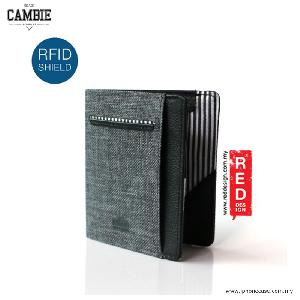 Picture of Loft of Cambie FLIP WOLYT Wallet Sleeve with RFID Protection - Heather Black Red Design- Red Design Cases, Red Design Covers, iPad Cases and a wide selection of Red Design Accessories in Malaysia, Sabah, Sarawak and Singapore