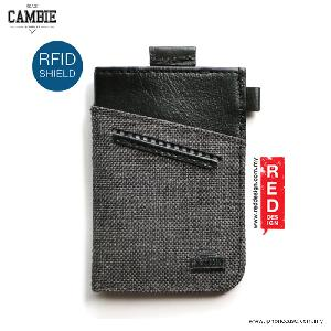 Picture of Loft of Cambie WOLYT Sleeve Classic Wallet Sleeve - Heather Black with RFID Protection Red Design- Red Design Cases, Red Design Covers, iPad Cases and a wide selection of Red Design Accessories in Malaysia, Sabah, Sarawak and Singapore