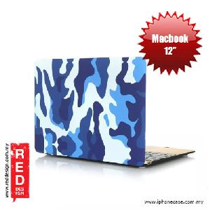 "Picture of Graphic Design Hard Shell Case for MacBook 12""- Army Blue Apple Macbook 12""- Apple Macbook 12"" Cases, Apple Macbook 12"" Covers, iPad Cases and a wide selection of Apple Macbook 12"" Accessories in Malaysia, Sabah, Sarawak and Singapore"