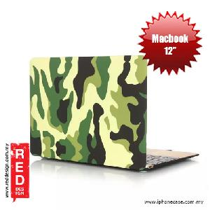 "Picture of Graphic Design Hard Shell Case for MacBook 12""- Army Green Apple Macbook 12""- Apple Macbook 12"" Cases, Apple Macbook 12"" Covers, iPad Cases and a wide selection of Apple Macbook 12"" Accessories in Malaysia, Sabah, Sarawak and Singapore"