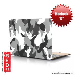"Picture of Graphic Design Hard Shell Case for MacBook 12""- Army Grey Apple Macbook 12""- Apple Macbook 12"" Cases, Apple Macbook 12"" Covers, iPad Cases and a wide selection of Apple Macbook 12"" Accessories in Malaysia, Sabah, Sarawak and Singapore"