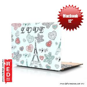 "Picture of Graphic Design Hard Shell Case for MacBook 12""- Paris Apple Macbook 12""- Apple Macbook 12"" Cases, Apple Macbook 12"" Covers, iPad Cases and a wide selection of Apple Macbook 12"" Accessories in Malaysia, Sabah, Sarawak and Singapore"
