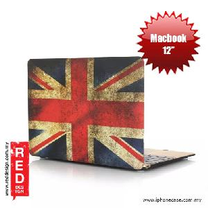 "Picture of Graphic Design Hard Shell Case for MacBook 12""- Union Jack Apple Macbook 12""- Apple Macbook 12"" Cases, Apple Macbook 12"" Covers, iPad Cases and a wide selection of Apple Macbook 12"" Accessories in Malaysia, Sabah, Sarawak and Singapore"
