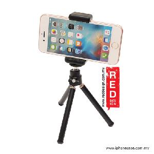Picture of Smartphone Mini Extendable Tripod with Holder Red Design- Red Design Cases, Red Design Covers, iPad Cases and a wide selection of Red Design Accessories in Malaysia, Sabah, Sarawak and Singapore