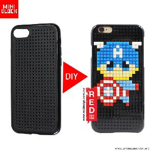 Picture of MiniBlock DIY Soft TPU Case for iPhone 7 iPhone 8 4.7 - Captain America Apple iPhone 8- Apple iPhone 8 Cases, Apple iPhone 8 Covers, iPad Cases and a wide selection of Apple iPhone 8 Accessories in Malaysia, Sabah, Sarawak and Singapore