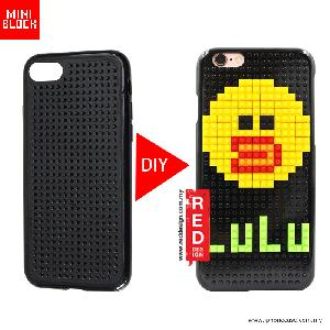 Picture of MiniBlock DIY Soft TPU Case for iPhone 7 iPhone 8 4.7 - Lulu Apple iPhone 8- Apple iPhone 8 Cases, Apple iPhone 8 Covers, iPad Cases and a wide selection of Apple iPhone 8 Accessories in Malaysia, Sabah, Sarawak and Singapore