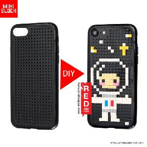 Picture of MiniBlock DIY Soft TPU Case for iPhone 7 iPhone 8 4.7 - Space Man Apple iPhone 8- Apple iPhone 8 Cases, Apple iPhone 8 Covers, iPad Cases and a wide selection of Apple iPhone 8 Accessories in Malaysia, Sabah, Sarawak and Singapore